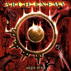 Arch Enemy - Wages Of Sin (2cd)