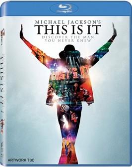 Michael Jackson - This Is It [slipcase] (blu-ray)