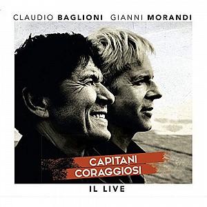 Claudio Baglioni & Gianni Morandi - Capitani Coragiossi:Il Live [Deluxe Box] (3cd+dvd)
