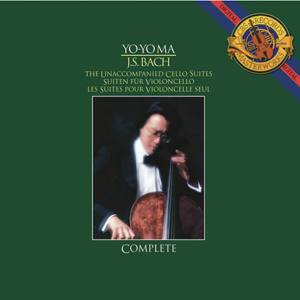 YO-YO MA - Bach: Unaccompanied Cello Suites [LP] (3vinyl)
