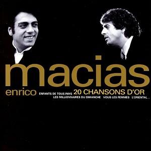 Enrico Macias - 20 Chansons D'or (cd)
