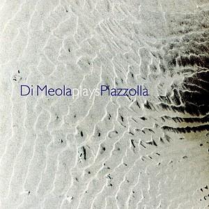 Al Di Meola - Plays Piazolla [slipcase] (cd)