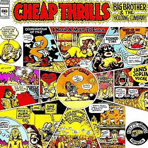 Big Brothers & The Hoding Company - Cheap Thrills [LP 2018] (vinyl)