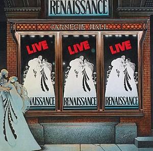 Renaissance - Live At Carnegie Hall [180g LP remastered] (2vinyl)