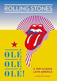 Rolling Stones The - Ole Ole Ole! (dvd)