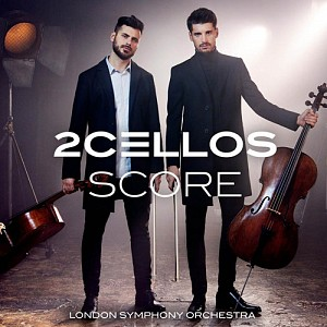 2CELLOS - Score [Romanian Version] (cd)