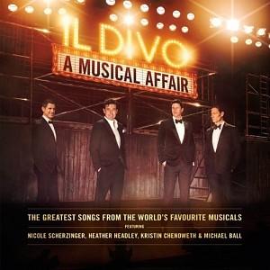 Il Divo - Musical Affair (cd)