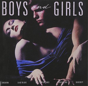 BRYAN FERRY - Boys & Girls (cd)
