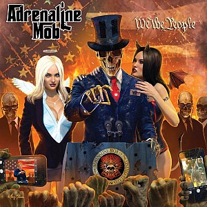 Adrenaline Mob - We the People [Special Edition Digipak] (cd)