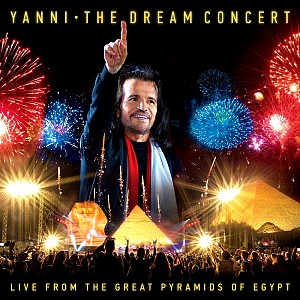 Dream Concert:Live from the Great Pyramids of Egypt (dvd+cd)