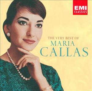 Callas Maria - The Very Best Of Singers Series   - 2Cd