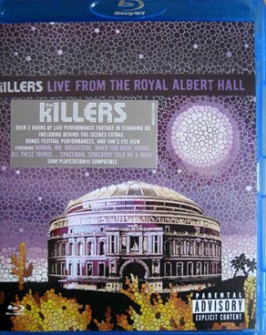 Killers The - Live At Royal Albert Hall (blu-ray)