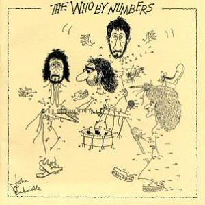 The WHO - The Who By Numbers [180g LP remastered 2015] (vinyl)
