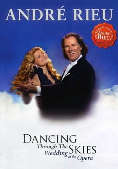 Andre Rieu - Dancing Through The Skies (dvd+cd)