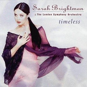 Sarah Brightman - Timeless+London Symphony Orchestra (cd)