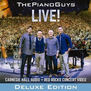 PIANO GUYS The - Live [Deluxe ed] [Carnegie Hall+Red Rocks] (cd+dvd)
