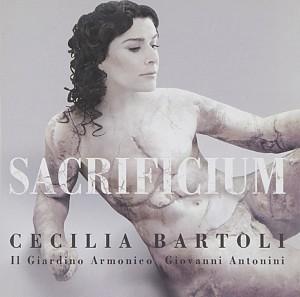BARTOLI CECILIA - Sacrificium (cd)