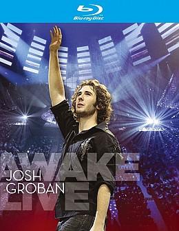 Josh Groban - Awake - Live (blu-ray)