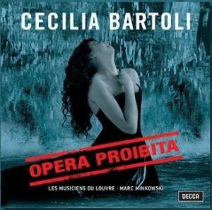 BARTOLI CECILIA - OPERA PROIBITA (cd)