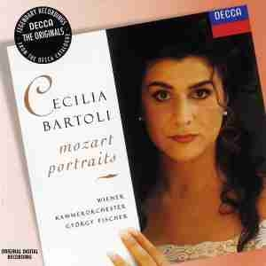 BARTOLI CECILIA - MOZART PORTRAITS [cd]