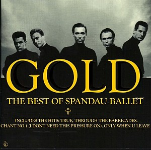 Spandau Ballet - Gold (cd)
