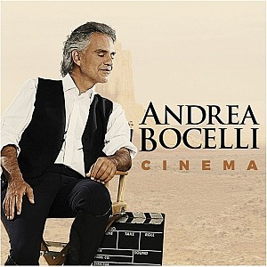 Andrea Bocelli - Cinema [International version] (cd)