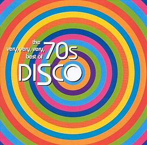 Various Artists - Very Best Of 70's Disco (2cd)