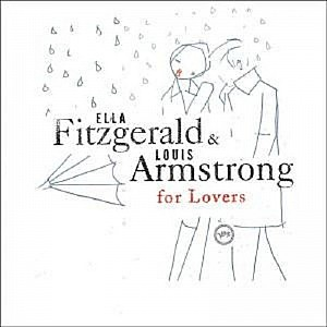 Ella Fitzgerald & Louis Armstrong - Ella & Louis For Lovers (cd)
