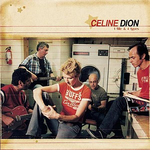 CELINE DION - Une Fille Et 4 Types (cd)