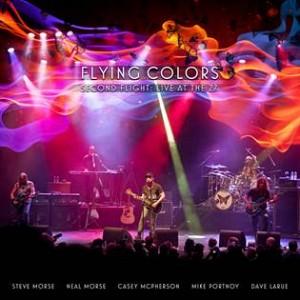 Flying Colors - Second Flight:Live At 27 [LP] (3vinyl)