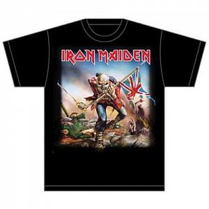 IRON MAIDEN - Trooper (tricou)