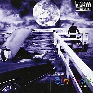 Eminem - Slim Shady LP (cd)