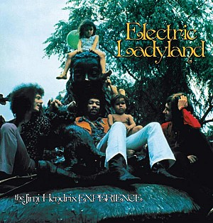 Jimi Hendrix Experience - Electric Ladyland [Deluxe edition Digibook] (3cd_bluray)