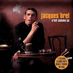 Jacques Brel - C'est Comme Ca (cd)