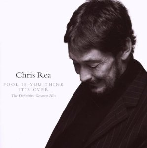 Chris Rea - Definitive Greatest Hits - Fool If You Think It's Over (cd)