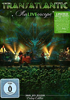 Transatlantic - KaLIVEoscope [Deluxe Edition] (blu-ray+2dvd+3cd)