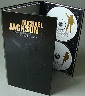Michael Jackson - The Ultimate Collection [Delux Boxset] (4cd+dvd)