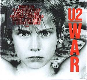 U2 - War [Deluxe ed. Remastered] (2cd)