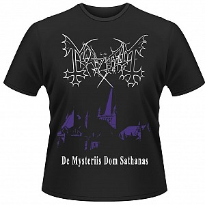MAYHEM - De Mysteriis Dom Sathanas (tricou)