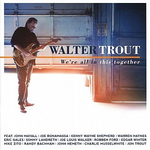 Walter Trout Band - We'Re All In This Together (cd)