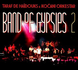 Taraf De Haidouks - Band of gypsies II [digipack] (cd)