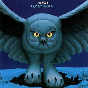 Rush - Fly By Night [remaster 2015] (vinyl)