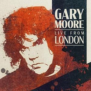 Gary Moore - Live From London [digipack] (cd)