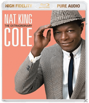 Nat King Cole - The extraordinary (blu-ray-A)