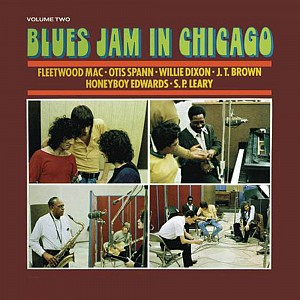 Fleetwood Mac - Blues Jam In Chicago vol. 2 [remaster] (cd)