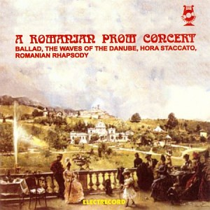 VARIOUS ARTISTS - A Romanian Prom Concert (cd)