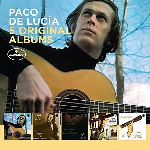 Paco De Lucia - 5 Original Albums (5cd)