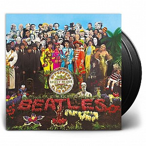Beatles The - Sgt. Pepper s Hearts Club Band [Deluxe Ed. 2017 LP] (2vinyl)