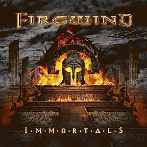FIREWIND - Immortals [LP+Poster] (vinyl)