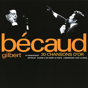 Gilbert Becaud - 20 Chansons D'or (cd)